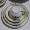 Old Noritake 4pc set