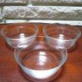 Pyrex Clear Custard Cup (L)