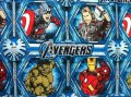 NEW! 2012Marvel The Avengers (American Heroes) Twin Sheets Set