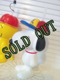 30% OFF! Snoopy, Great America California 2010, Plastic Drink Bottole