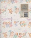 Vintage Hallmark Wrapping Paper For Baby, 2 Sheets