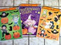 Halloween, Window Clings, 3 Sheets Set