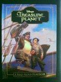 Book, Disney, Treasure Planet