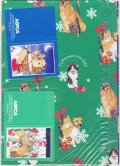 ASPCA Christmas Wrapping Paper, Cats & Dogs