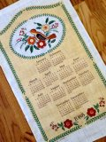 Vintage New Kitchen Linen, 1985