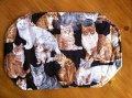 ビンテージ・ランチョンマット 猫 その2