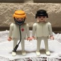 Playmobil Doctor & Assistant Man