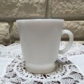 Hazel Atlas, Milk Glass Mug