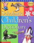 Book,Scholastic Children's Dictionary, 2002 Updated Edition, Hardcover