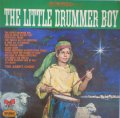 LP The Little Drummer Boy / The Abbey Choir, Christmas Record