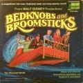 SALE! LP Disney / Bedknobs And Broomsticks (Disneyland Record )