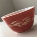 Pyrex, Autumn Harvest, Milk Glass Mixing Bowl(S) 750ml, #401