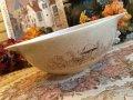 Pyrex, Forest Fancies, Milk Glass Cinderella Bowl (LL) 4 LT, #464