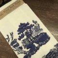 NEW  Blue Willow,Flour Sack Towel