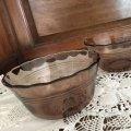 Pyrex Brown Custard Cup 2pc Set