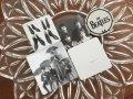 新品 ビートルズ・マグネット 白黒 5pc セット #1