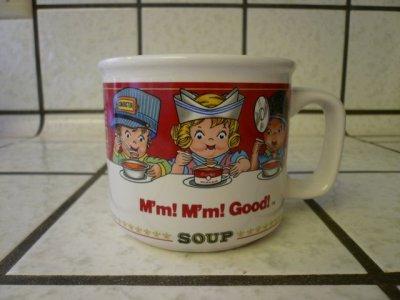 画像3: キャンベル スープマグ 1993年(ウエストウッド社)