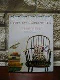 Folk Art Needlepoint / BOOK