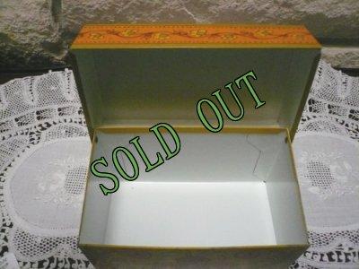 画像2: sold エイボン レシピボックス  黄色と花