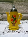 Avon, Mini Coffee Pot  Lotion Container 1971