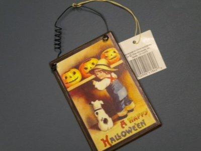画像1: ハロウィーン ミニミニ・ポスト・カード