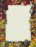 50%OFF Scrapbook Background Papers, A4, (Autumn)