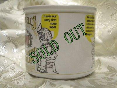 画像3: sold キャンベル トマトスープ・マグ 1999年 (ウエストウッド社)