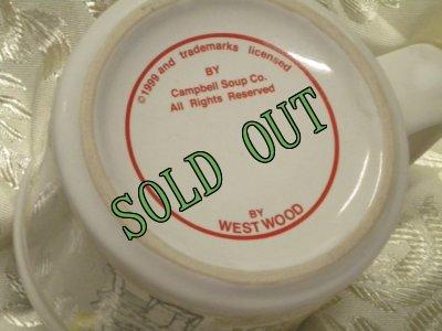 画像4: sold キャンベル トマトスープ・マグ 1999年 (ウエストウッド社)