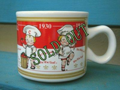 画像1: sold キャンベル スープマグ 2001年(中国製)