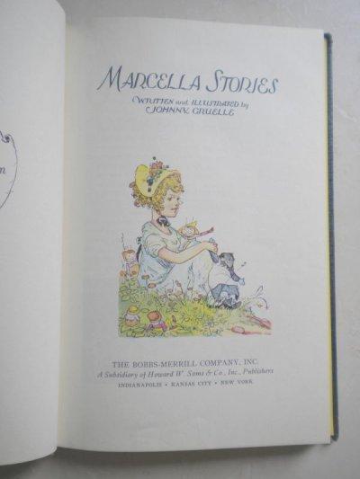 画像2: 洋書 マルセラとラガディ・アン&アンディ 1956年 ハードカバー
