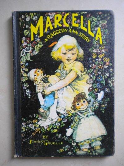 画像1: 洋書 マルセラとラガディ・アン&アンディ 1956年 ハードカバー