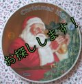 sold Norman Rockwell, Christmas Plate, 1987 Santa's Golden Gift