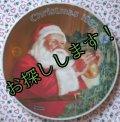 sold Norman Rockwell, Christmas Plate, 1987 Santa's Golden Gift