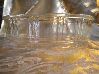 画像2: マッキー・グラス社(ジャネットグラス社/グラスベイク)クイーン・アン ビンテージガラス リングモールド(ゼリー/ケーキ型)