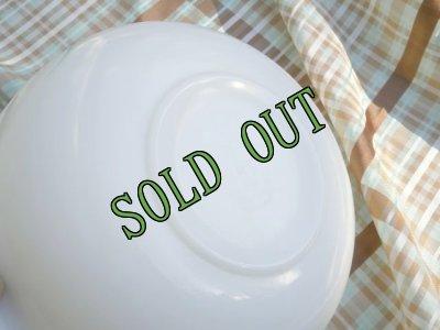 画像3: sold パイレックス シングル・ハーベスト ミルクグラス キャセロール