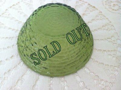 画像3: sold ファイヤーキング ソレノ アボカドグリーン ディップボウル Sサイズ