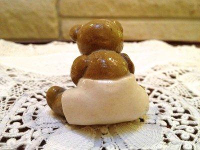 画像4: mini pottery baby bear