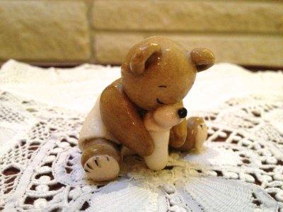 画像2: mini pottery baby bear