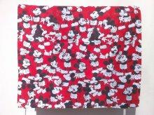 他の写真1: ディズニー ミッキーがいっぱい  手作りカーテン