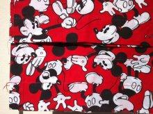 他の写真2: ディズニー ミッキーがいっぱい  手作りカーテン