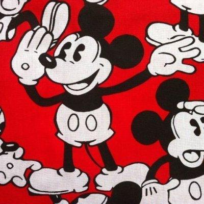 画像3: ディズニー ミッキーがいっぱい  手作りカーテン