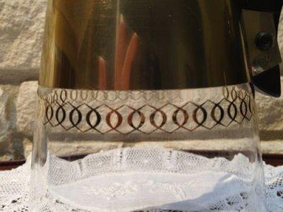 画像2: コーニング カラフェ / 耐熱ガラスポット 4カップ