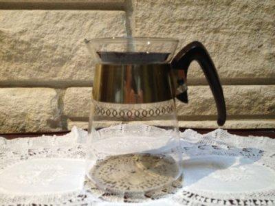 画像1: コーニング カラフェ / 耐熱ガラスポット 4カップ