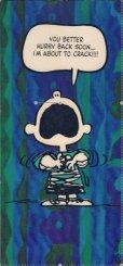 画像1: Vintage CharlyBrown Card #2 (1)