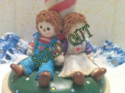 画像2: sold ラガディ・アン&アンディ 1998年 クッキー・プレス・スタンプ (ブラウンバッグデザイン社)