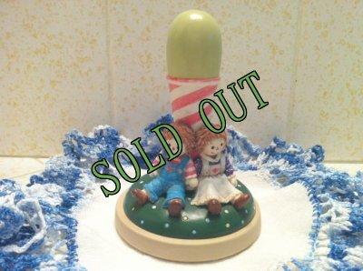 画像1: sold ラガディ・アン&アンディ 1998年 クッキー・プレス・スタンプ (ブラウンバッグデザイン社)