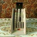 ビンテージ・ポスタル・スケール(郵便秤) 2ポンド秤 ※オンス-ポンド計量のみ アメリカの1967年1月15日郵便料金レート版