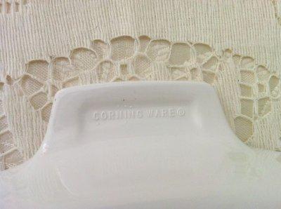 画像4: コーニングウエア 花柄 超耐熱ガラス食器パイロセラム ソースパン 1リットル