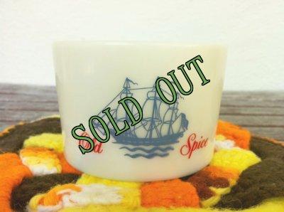 画像1: sold 「おとうさん ありがとう」2013年父の日まで 期間限定30%オフセール! シュルトン社 オールドスパイス シェービングマグ 1961〜1964年