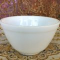 Pyrex, Milk Glass, Mixing Bowl, White, S (1 1/2 PT.=750ml)
